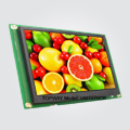 HMT070CB-C - Display LCD grafico TFT color. 7 pulgadas - 800x480 - 65K colores - TOPWAY